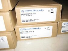 Extron Retractor XL CAT6  70-1001-13  Brand new in Box