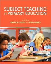 Subject Teaching in Primary Education (2014, Paperback)
