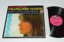FRANCOISE HARDY Chansons LP Disques Mode Quebec Pop Chanson VMO-2006 VG/NM