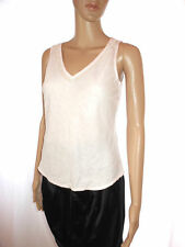 H&M No Pattern V Neck Classic Tops & Shirts for Women