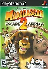 Madagascar 2: Escape 2 Africa - PlayStation 2