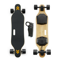 Premium Electric Skateboard with 350W Dual Motors and Remote Controller for Sale