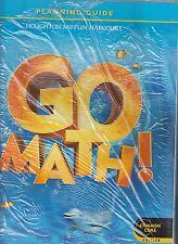 HMH Go Math Common Core Ed Set Teacher Planning  Bundle Gr K 1469539 E1-16