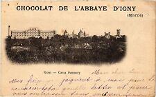 CPA Chocolat de l'Abbaye d'Igny (277332)