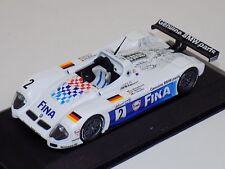 1/43 Minichamps BMW V12 LMR 1998 le Mans Car #2