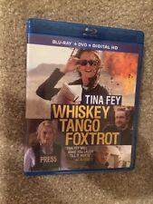 Whiskey Tango Foxtrot Bluray 1 Disc Set ( Used)