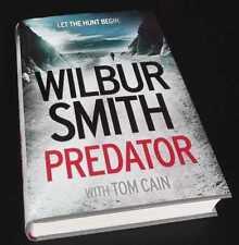 Wilbur Smith: Predator. Hardcover.  HarperCollins, 2016.