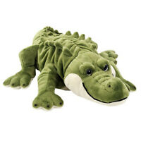 "Crocodile soft plush toy 17""/43cm stuffed animal Cuddlekins Wild Republic NEW"