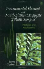 Instrumental Element and Multi-Element Analysis, Markert+=