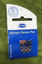 #P262.  SYDNEY 2000 OLYMPIC PIN - AUSTRALIAN FLAG