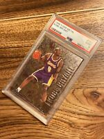 1996 Fleer Metal Kobe Bryant #181 PSA 9 Lakers Rookie RC Card