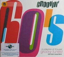 GROOVIN 60´s = Gilles Douieb & Jacques Mercier = CD = JAZZ FUNK EASY LISTENING