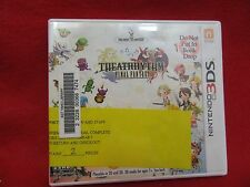 Final Fantasy Theatrhythm Nintendo 3DS Game-  USED Complete - Free Shipping