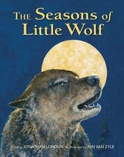 The Seasons of Little Wolf (Hardback or Cased Book)
