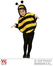 Childrens Bumble Bee Fancy Dress Costume Insect Bee Wasp Outfit 1-2 Yrs