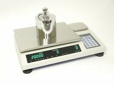 COUNTING SCALE - 50 LB X 0.001 LB - PARTS COUNTING SCALE - PIECE COUNTING SCALE