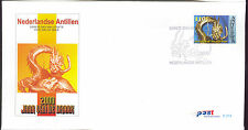 ANTILLEN 2000  FDC 313 YEAR OF THE DRAGON