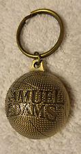 Samuel Adams Key Chain - Bottle Opener...Looks like a Basketball...Brass?....NEW