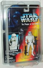 Star Wars POTF Stormtrooper Blaster Rifle & Infantry Cannon 1995 .00 Red Card