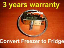 Convert Freezer to Fridge Kegerator Thermostat Beer making Solar Kit