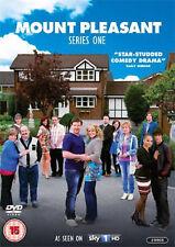 MOUNT PLEASANT COMPLETE SERIES 1 DVD Sally Lindsay Daniel Ryan UK New Sealed R2
