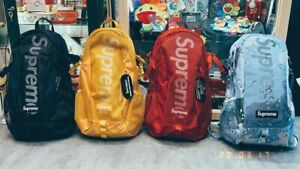 777 store-New 100% authentic supreme 2020SS 48Th Backpack Bag
