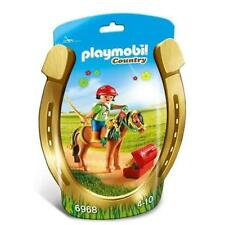 PLAYMOBIL  Country Groomer with Bloom Pony 6968 (BRAND NEW)