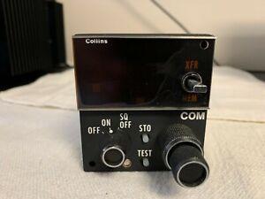 Collins COM Control PN: 822-1120-003