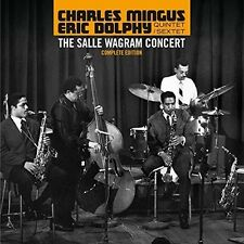Charles Mingus & Eri - Salle Wagram Concert Complete Edition [New CD]