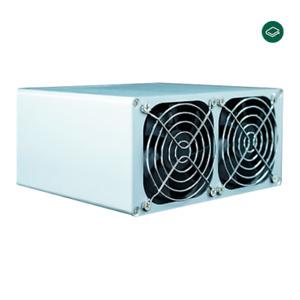 BRAND NEW Goldshell LB-BOX with PSU! Silent Home Crypto ASIC Miner for LBC Token