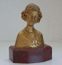 Sculptures et statues du XXe siècle et contemporaines signés buste