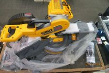 "DEWALT DHS790 12"" DOUBLE BEVEL SLIDING MITER SAW BARE TOOL NEW"