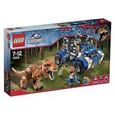 New Lego Jurassic World T. Rex Tracker 75918 Building Kit From Japan