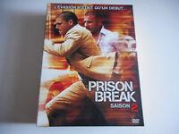COFFRET 6 DVD - PRISON BREAK SAISON 2 / L'EVASION N'ETAIT QU'UN DEBUT