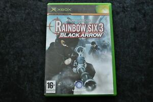 Tom Clancy's Rainbow Six 3 Black Arrow XBOX