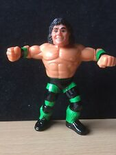 Custom WWF/WWE Marty Jannetty Hasbro Figura
