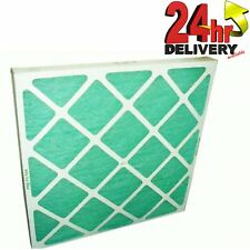 Spray Booth Filter Card Lattice Front & Back Filter Media Encapsulated 24x24x2in