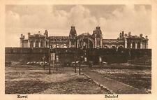 Ak*   Kowel - Bahnhof (AB)20418