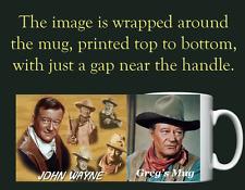 John Wayne - Personalised Mug / Cup