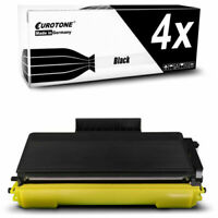 4x Eurotone Cartucho XXL Compatible para Brother TN-3280 TN3280