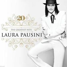 "LAURA PAUSINI ""20 THE GREATEST HITS"" RARO BOX 4 LP LIMITED - SIGILLATO"