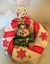 TDS Japan Tokyo Disney SEA Christmas Wreath - Shelliemay 2015 Duffy Retired