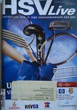 Programm UEFA Intertoto Cup 2007/08 Hamburger SV - FC Dacia Chisinau # Sammlung