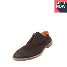 Rrp €590 Maison Margiela Oxford Shoes Size 44 Uk 10 Us 11 Lace Up Made in Italy