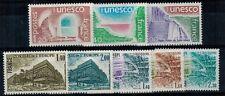 Serie des timbres de service N° YT 60 à 67 neufs **
