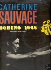 CATHERINE SAUVAGE 33 TOURS FRANCE BOBINO 68 (LEO FERRE)