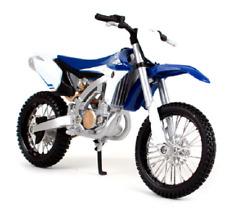 1:12 Yamaha YZ 450F Assemble DIY Motorcycle Bike Maisto Model Dirt Bike Toy Kits