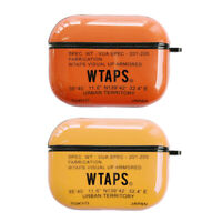 WTAPS Bape Protective Cover Case For Apple AirPods Pro / 1st & 2nd Generation