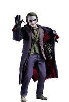 Hot Toys The Dark Knight Movie Masterpiece Joker Action Figure