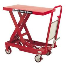 Clarke HTL300 - 300kg Hydraulic Lifting Table- 7610148
